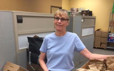 Volunteer Spotlight – Kathie Carr