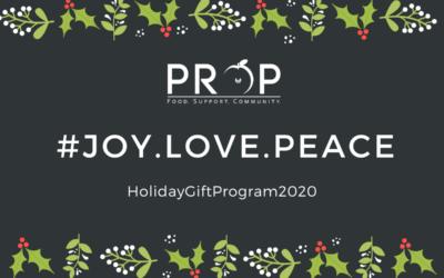 Holiday Gift Program 2021